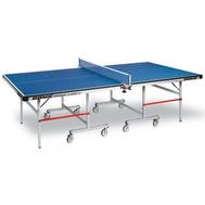 Стол для игры в теннис - DONIC PERSSON CLASSIC 22, ролики, синий/зеленый, фото 1