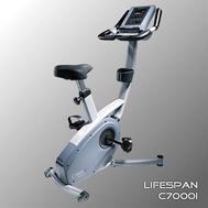 Электромагнитный велотренажёр LIFESPAN C7000i, фото 1