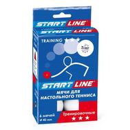 Мячи для настольного тенниса Start-line TRAINING 3, фото 1