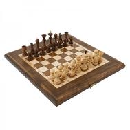 Шахматы + Нарды резные 40, Haleyan, фото 1