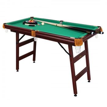 Бильярдный стол FORTUNA ПУЛ 4ФТ с комплектом аксессуаров, фото 2