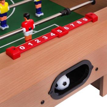 Игровой стол - настольный футбол FORTUNA JUNIOR FD-31 для дома, фото 8
