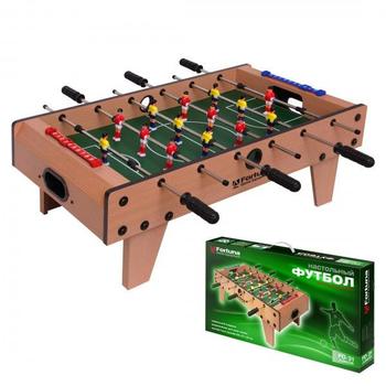 Игровой стол - настольный футбол FORTUNA JUNIOR FD-31 для дома, фото 3