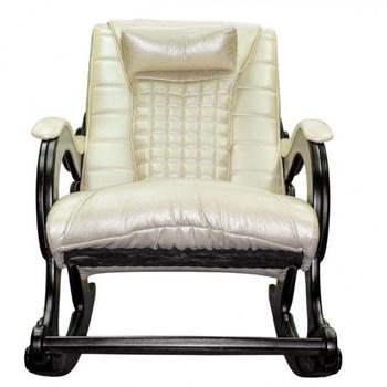 Массажное кресло-качалка EGO WAVE ELITE EG-2001 (цвет Шампань), фото 5