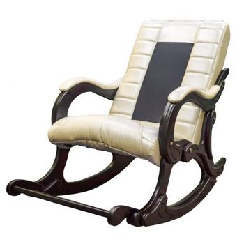 Массажное кресло-качалка EGO WAVE ELITE EG-2001 (цвет Шампань), фото 6