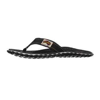 Шлепки Gumbies Flip Flop Black (BLK), фото 3