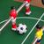 Игровой стол - настольный футбол FORTUNA JUNIOR FD-31 для дома, фото 6